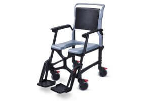 Portable Shower and Commode Chair | Seatara