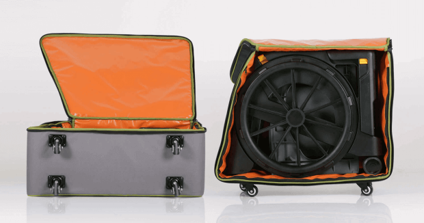 travel case for wheelchair - suitcase shower chair
