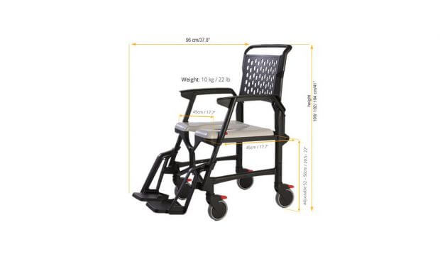shower chair for comfortable daily use